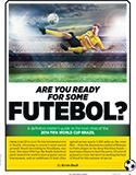 Are You Ready for Some Futebol American Way June 2014