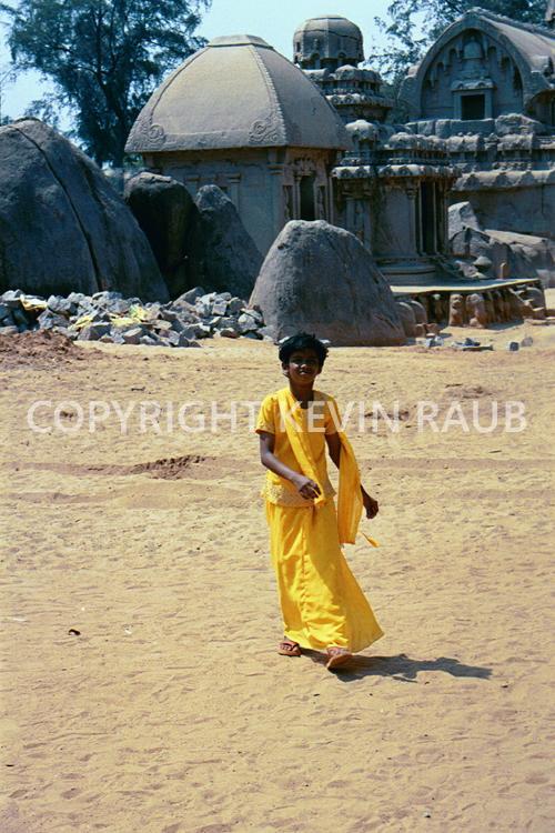 Near Khajuraho, India
